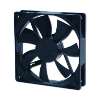Вентилатор 120мм, EverCool EC12025SL12EA EL Bearing, 3 Pin Molex, 1200rpm image