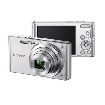 Sony Cyber Shot DSC-W830 Silver product