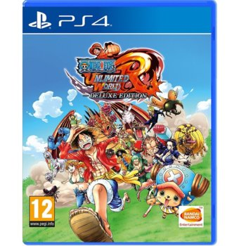 One Piece: Unlimited World Red Deluxe Edition PS4 product