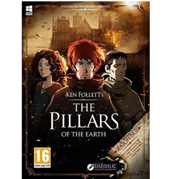 Игра The Pillars of the Earth, за PC image