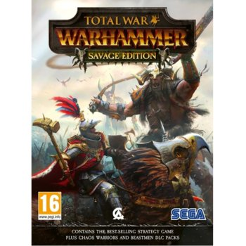 Игра Total War: WARHAMMER - Savage Edition, за PC image