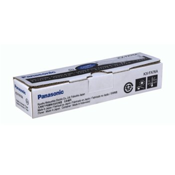 Тонер касета за Panasonic KX-FL 501/502, FLB758 - Black - GraphicJet KX-FA76A - заб.: 2000k image