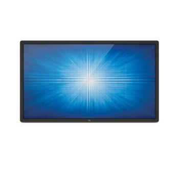 "Дисплей Elo ET5502L-9UWA-0-MT-GY-G, тъч дисплей, 55"" (139.7 cm), Full HD, HDMI, VGA, DisplayPort image"