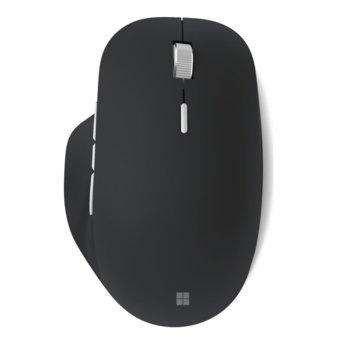 Мишка Microsoft GHV-00006, оптична (3200 dpi), безжична, Bluetooth, черна image