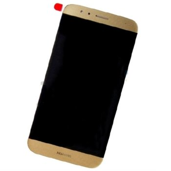 Huawei GX8 LCD with touch Gold Original product