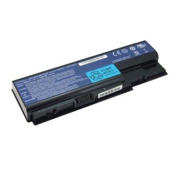 Батерия (оригинална) за лаптоп Acer Aspire 5520, съвместима с 5710/5720/5920/6920/6930/7520/8930, 6cell, 11.1V, 4000mAh  image