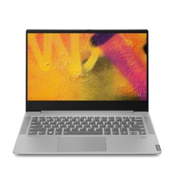 "Лаптоп Lenovo Ideapad S540-14API (81NH00A7BM)(сив), четириядрен Zen 2 AMD Ryzen 7 3700U 2.3/4.0GHz, 14"" (35.56 cm) Full HD IPS Anti-Glare Display, (HDMI), 8GB DD4, 521GB SSD, 1x USB 3.1 Type-C, No OS  image"