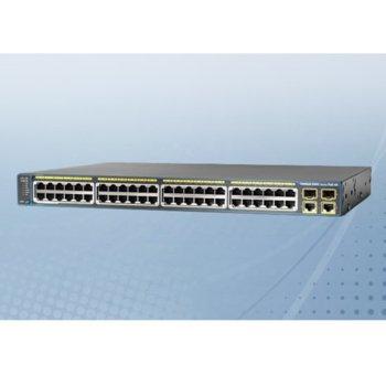 Cisco Catalyst WS-C2960X-48LPS-L product
