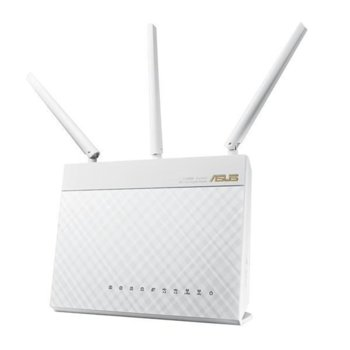 Asus RT-AC68U White product