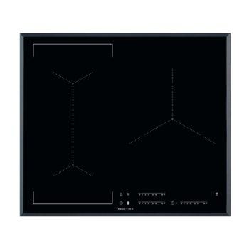 Плот за вграждане AEG IKE63441FB, керамичен, 3 нагревателни зони, 7 степени, 3200/2300, сензорно управление, таймер, черен image