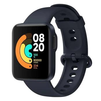"Смарт часовник Xiaomi Mi Watch Lite, 1.4"" (3.56 см) TFT сензорен дисплей, Fitness Tracking, 5ATM, до 9 дни живот на батерията, син image"