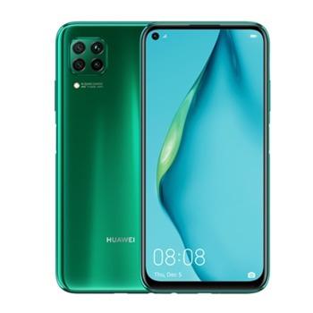 "Смартфон Huawei P40 Lite (зелен) поддържа 2 sim карти, 6.4"" (16.25 cm) FHD+ LCD дисплей, осемядрен Kirin 810 2.7GHz, 6GB RAM, 128GB Flash памет (+ microSD слот), 48.0 MP + 8.0 MP + 2.0 MP + 2.0 MP & 16.0 MP камера, Android, 183g image"