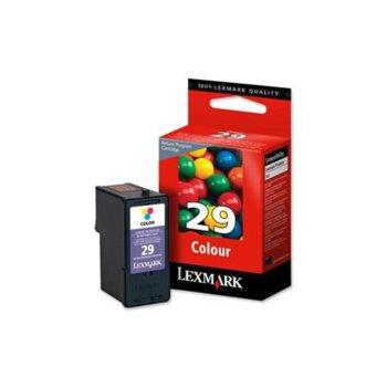ГЛАВА LEXMARK ColorJetPrinter X2500/2530/2550/5490/ Z 845/1300/1310/1320 - Color - Return program - P№ 18C1429E /29/ - заб.: 150p image