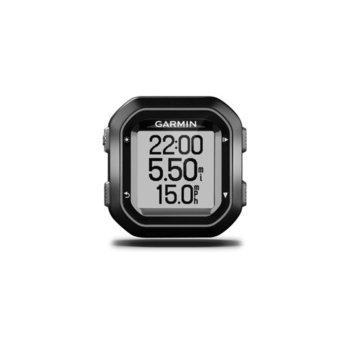 Навигация за велосипеди Garmin Edge 20, 128x160 pix. дисплей, GPS, до 8 часа време за работа, IPX7 водозащита, без вградени карти image