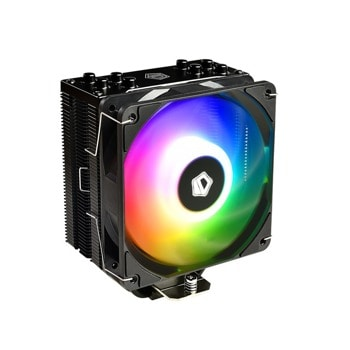 Охлаждане за процесор ID-Cooling SE-224-XT-ARGB-V2, съвместимост със сокети Intel LGA1200/2066/2011/1151/1150/1155/1156 & AMD AM4 image