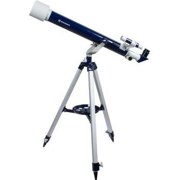 Телескоп Bresser Junior 60/700 AZ1, 262x оптично увеличение, 60mm диаметър на лещата, 700mm фокусно разстояние image