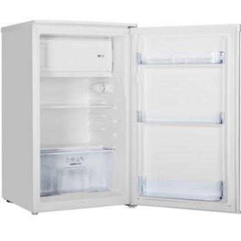 Хладилник Gorenje RB391PW4, клас F, 98 л. общ обем, свободностоящ, 165 kWh/годишно разход на енергия, бял image