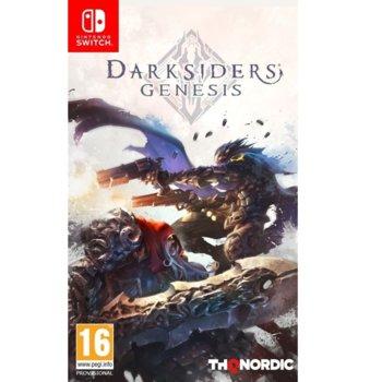 Игра за конзола Darksiders Genesis, за Nintendo Switch image