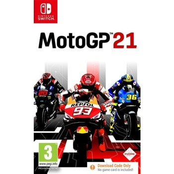 MotoGP 21 - Code in a Box Nintendo Switch product