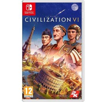 Игра за конзола Sid Meier's Civilization VI, за Nintendo Switch image