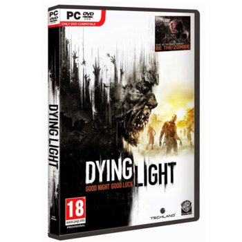 Dying Light Be the Zombie DLC PC product