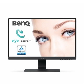 "Монитор BenQ BL2480 (9H.LH1LA.CBE), 23.8"" (60.45 cm) IPS панел, Full HD, 5ms, 20 000 000:1, 250cd/m2, DisplayPort, HDMI, VGA image"