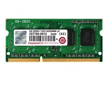 Памет 8GB DDR3L, 1600MHz, SODIMM, Transcend, 1.35V image