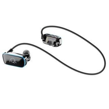 Слушалки Cellularline Thorpedo, Bluetooth, микрофон, водоустойчиви, черни image
