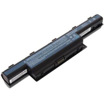 Батерия (оригинална) за лаптоп Acer Aspire, съвместима с 4253/4741/4750/4771/5250/5560/5750/7750, 9-cell, 10.8V, 7800mAh  image