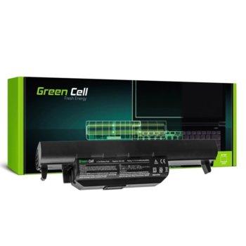 Батерия (заместител) за лаптоп Asus, A32-K55, 6-cell, 10.8V, 4400mAh image