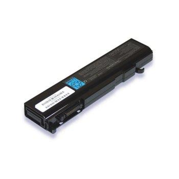 Батерия (заместител) за Toshiba Portege M300, съвместима с M500/Qosmio F20/F25/Satellite A50/A55/Tecra A2/A3/M2/M3/M5/M6/M7/M9/M10/S3, 6cell, 10.8V, 4400mAh image