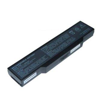 Батерия (заместител) за BENQ R31E, съвместима с S73/MITAC 8066/8666/MEDION MIM2090, 6cell, 11.1V, 4400 mAh image