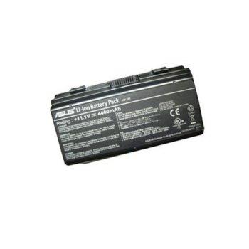 Батерия (оригинална) ASUS X51 Series, съвместима с ASUS T12 Series, 6cell, 11.1V image