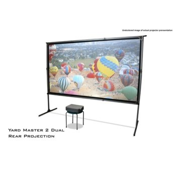 Elite Screen OMS135H2-DUAL product