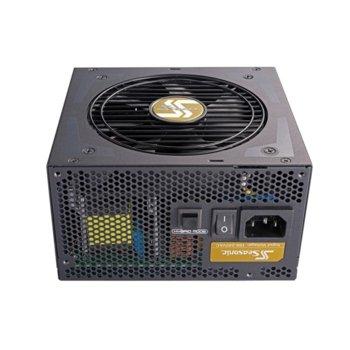 Захранване Seasonic FOCUS SSR-850FX, 850W, Active PFC, 80+ Gold, 120мм вентилатор image