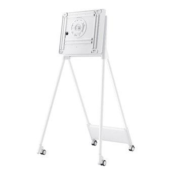 """Стойка за монитор Samsung STN-WM55RXEN, за екран до 55"""", VESA 400 x 400 mm, до 40kg, бяла image"""