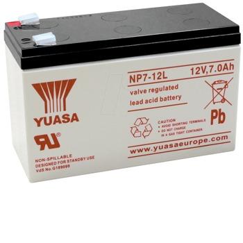 Акумулаторна батерия Yuasa, 12V, 7Ah image