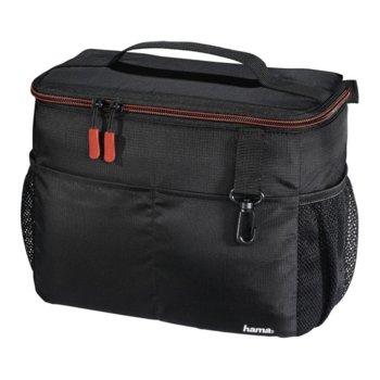 """Чанта за видеокамера Hama """"Fancy"""" 139870, за видеокамера и аксесоари, политекс, размер 140, черна image"""