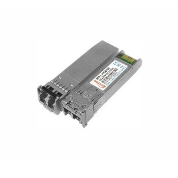 SFP модул Optone SFP-10GB-SR, 2x LC интерфейс, до 300m, single-mode image