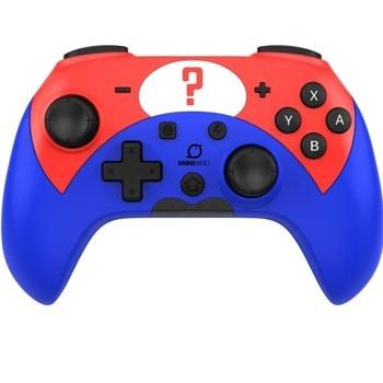 Геймпад MiniBird Pop Top - The Question, безжичен, за Nintendo Switch, син image