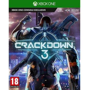 Игра за конзола Crackdown 3, за Xbox One image