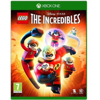 Игра за конзола LEGO The Incredibles, за Xbox One image