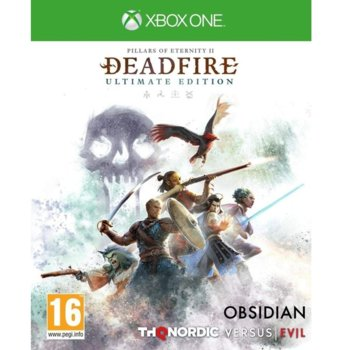 Игра за конзола Pillars Of Eternity II: Deadfire — Ultimate Edition, за Xbox One image