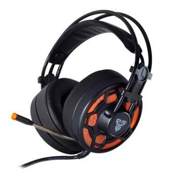 Слушалки FanTech Captain HG10, 7.1, микрофон, 2,4m кабел, черен image