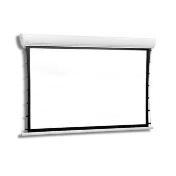 Екран Avers AKUSTRATUS 2 TENSION 21-12 MG BB, за стена/таван, Matt Grey, 2370 x 1420 мм, 16:10 image