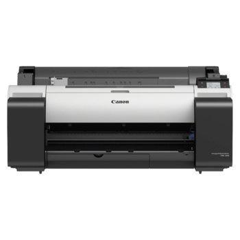 """Плотер Canon imagePROGRAF TM-200, 24"""" (610 mm), 2400 x 1200 dpi, 2GB RAM, LAN, Wi-Fi, USB, B2, B1, A1, A0, B4, A3, A3+, A2 image"""