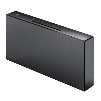 Аудио система Sony CMT-X3CD, 1.0, 20W, Bluetooth, USB, CD, черна image