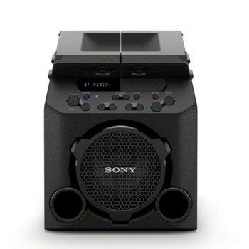 Тонколона Sony GTK-PG10, 4.0, Bluetooth, AUX, FM, до 13 часа време на работа, черна image