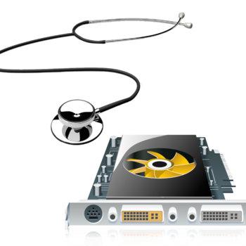 Hardware component diagnostics product