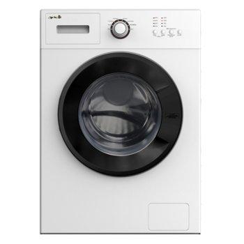 Перална машина Arielli AWM-1052XA, клас A+++, 6 кг. капацитет, 1000 оборота, 8 програми, свободностояща, 59.5cm ширина, бяла image